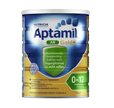 900g Aptamil AR Thickened Infant Formula From Birth 0-12 Months