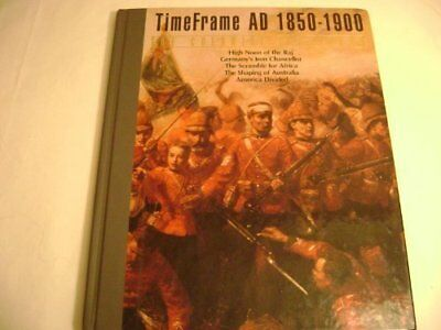 COLONIAL OVERLORDS: TIMEFRAME AD 1850-1900 By Time-life Books Editors **Mint**