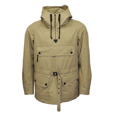 Grenfell Peached Jenkinson Over Head Jacket