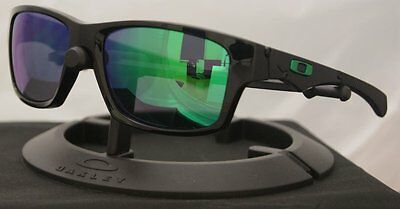9f35b7e23a OAKLEY JUPITER SQUARED Polished Black Jade Iridium Occhiali New ...