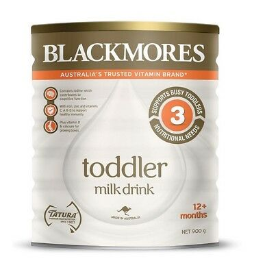 900g Blackmores Toddler Milk Drink from 12 months Stage 3 Australian Made