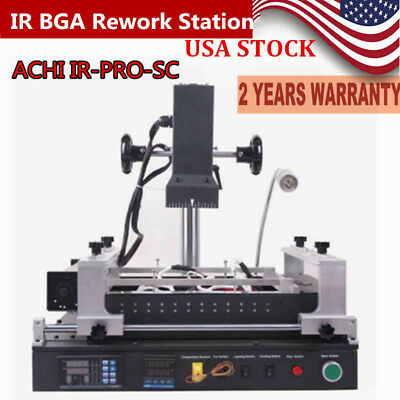 ACHI IR-PRO-SC IR BGA Rework Station Reflow Reball Upgrade PRO SC for CBGA, CCGA