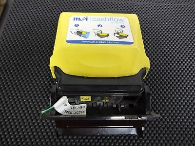 MEI SC66 Series CashFlow Series Bill Validator Head 252014091 SC6607 RS232