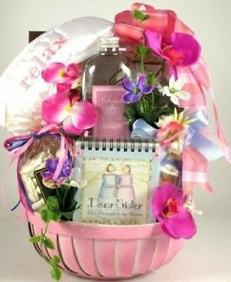 A Sister Is Forever Gift Basket for Sisters | Great Birthday Gift Idea