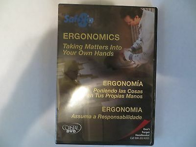 Coastal Safety Training DVD Mater Ergonomics, Taking Matters Into Your Own Hands