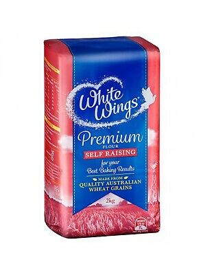 White Wings Self Raising Flour 2kg