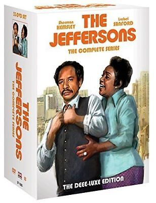 The Jeffersons: The Complete Series Seasons 1-11 (DVD, 2014, 33-Disc Set) NEW