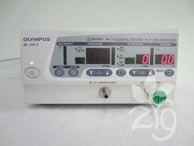 Olympus UHI-3 High Flow Insufflation Unit