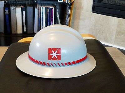 Vintage Pacific Bell Linesman Hard Hat.. 303 Model.
