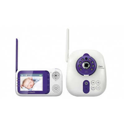 VTech Safe & Sound Full Colour Video and Audio Baby Monitor - BM3000