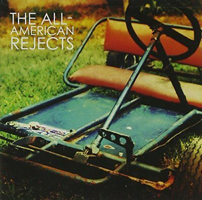 ALL-AMERICAN REJECT - Self-Titled (2003) - CD - Enhanced - **NEW/ STILL SEALED**