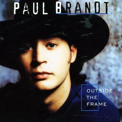 PAUL BRANDT - Outside Frame - CD - **Mint Condition**