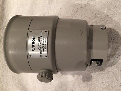 Canon EF 400mm f/2.8L IS II USM Telephoto lens - body spare parts