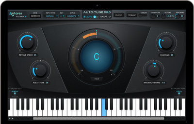 "Antares Auto-Tune Pro Pitch Correction Software ""Electronic Download"""
