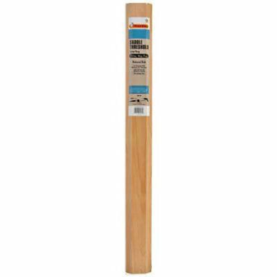 Frost King WAT36H Clear Oak Exterior Saddle Threshold 3-1/2-Inch-by 5/8-Inch by