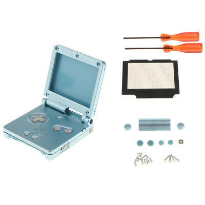 Full Housing Shell Case Cover Pack Replacement Repair Parts for GBA SP