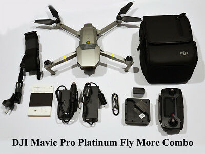 Genuine DJI Mavic Pro Folding Drone -4K Stabilized Camera,Refurbished Unit