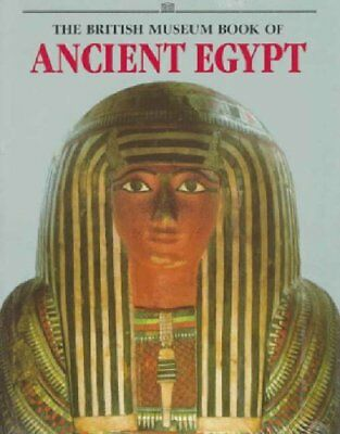 BRITISH MUSEUM BOOK OF ANCIENT EGYPT By Stephen Quirke **BRAND NEW**