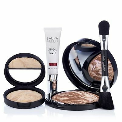 Laura Geller, 4 Piece, Luminous Transformation Make Up Set