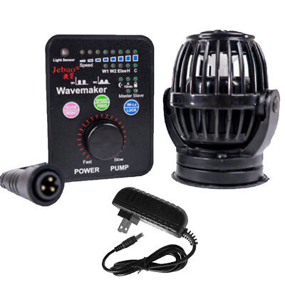 Jebao Jecod RW 4/8/15/20 WAVEMAKER Wave Maker Pumpe+Controller WP Series Upgrade