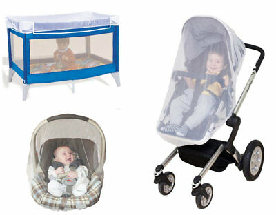 Jolly Jumper Stroller, Car Seat & Playard Net - mosquito & bug repellant