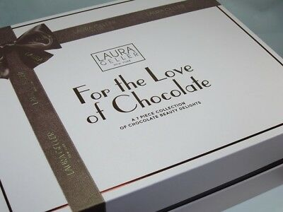 Laura Geller,''for The Love Of Chocolate'' 7 Piece Make Up Set