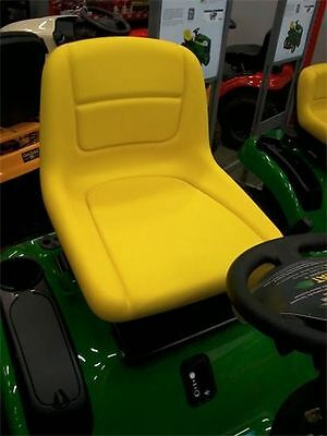 Replacement Seat for John Deere GY21210 NEW replacement seat for john deere la110 la115 la120 & l series new