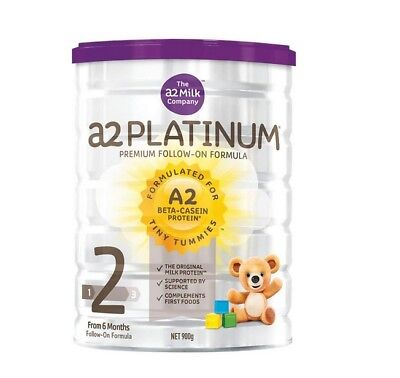 BABY MILK 900g A2 Platinum Follow On Formula Stage 2 - From 6 months
