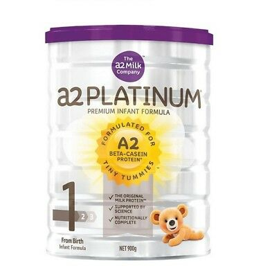 AWESOME MILK POWDER  900g A2 PlatinumA2 Infant Formula Stage 1 From 0- 6 months