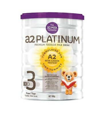 BABY MILK 900g A2 Premium Toddler Stage 3 From 12- 36 months Made in Newzealand