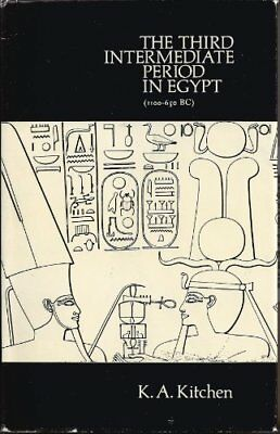 THIRD INTERMEDIATE PERIOD IN EGYPT (1100-650 BC) By Emma Swan-hall - Hardcover