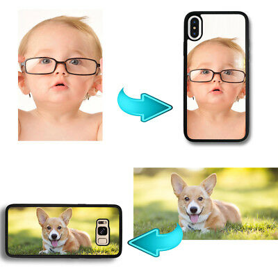 Customized Custom Made Personalized Photo DIY Picture Deluxe Phone Case Cover