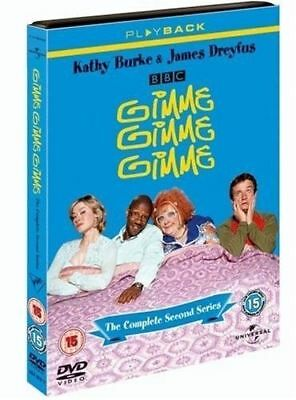 Gimme, Gimme, Gimme - Series 2 - Complete (DVD, 2007) - Brand NEW and Sealed