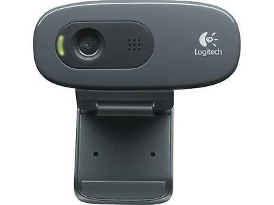 Logitech C270 3 M Effective Pixels USB HD Webcam