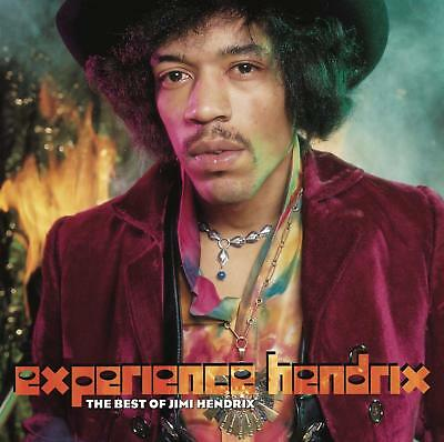 JIMI JIMMY HENDRIX EXPERIENCE - The Very Best Of Greatest Hits Collection CD NEW