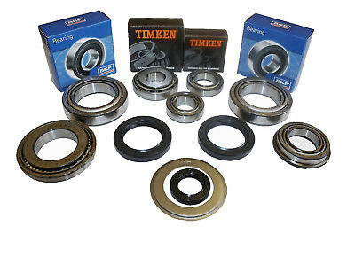 VW T4 Transporter 02G gearbox bearing & oil seal rebuild kit 1998/2003 (O2G)
