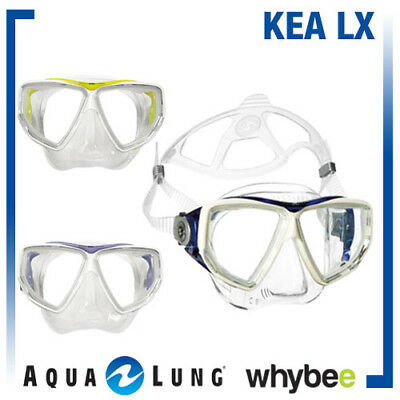 Aqua Lung Sport Kea Lx Snorkel Swim Mask Swimming Diving Snorkelling Technisub!