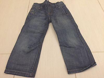 Next Signature boys blue jeans age 4 years
