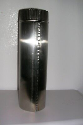 6 Inch Stove Pipe 24 Inch Stainless Steel Liner Made In Maine Usa