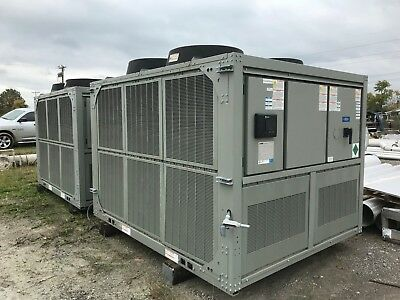40 Ton Trane Air Cooled Chiller