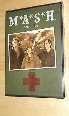 M*A*S*H The Complete Second Season 2 Two MASH Brand New & Sealed 3-Disc DVD