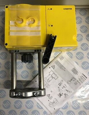Sauter AVM234SF132 Valve actuator head, brand new.