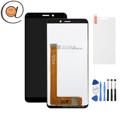 LCD + Ecran tactile Wiko View Noir / Outils / Protection