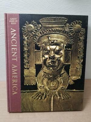 Time Life Great Ages Of Man 1967 Book: Ancient America Good Clean Condition