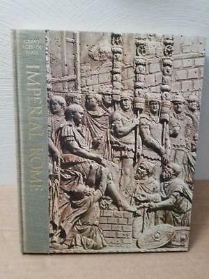 Time Life Great Ages Of Man 1965 Book: Imperial Rome Good Clean Condition