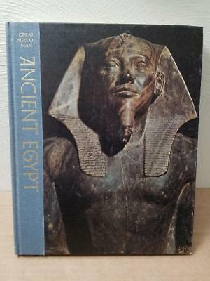 Time Life Great Ages Of Man 1965 Book: Ancient Egypt Good Clean Condition