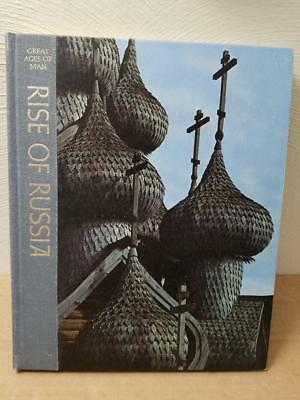 Time Life Great Ages Of Man 1967 Book: Rise Of Russia Good Clean Condition