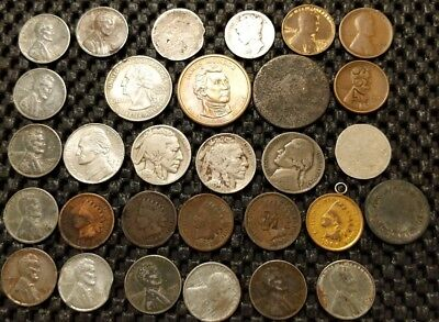 Large Affordable Coin Lot! 1875-2009! Penny-Dollar!