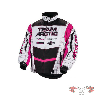 5251-15* Genuine Arctic Cat Women's Team Arctic Pro Flex Jacket Pink