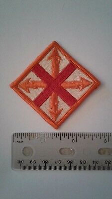 Authentic US Army 142nd Signal Brigade Shoulder Sleeve Insignia SSI Patch